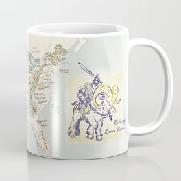 Rider of Rams Realm Mug