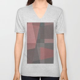 The Clearest Line XI Unisex V-Neck