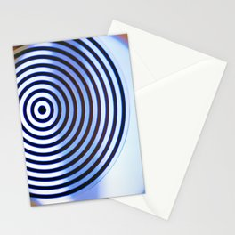 Mind Game Circles  Stationery Cards