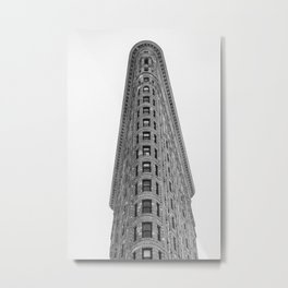 Flatiron Building, New York Metal Print