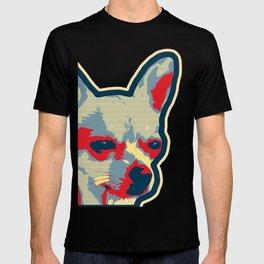 Chihuahua Glare T-shirt