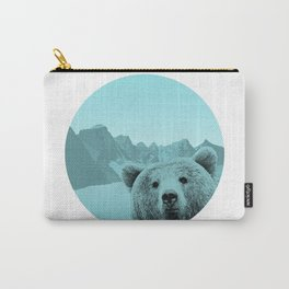 Bear With Me Carry-All Pouch