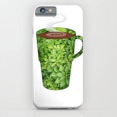 greenery extra large mug - coffee cup series Slim Case iPhone 6s