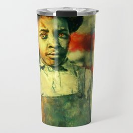 Face of Greatness Travel Mug