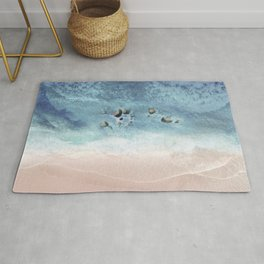 Blue Sea IV Rug