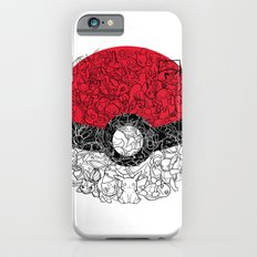 ONE BALL TO CATCH THEM ALL Slim Case iPhone 6s