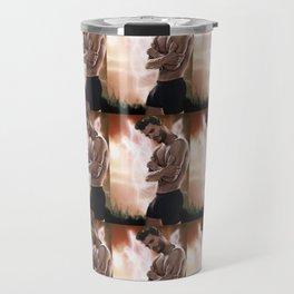 Jamie Dornan, sexy sexy Travel Mug
