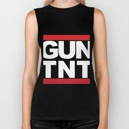 GUN TNT RUN DMC Biker Tank