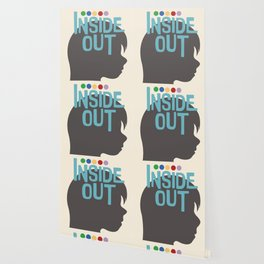 Inside Out - Minimal Movie Poster Wallpaper
