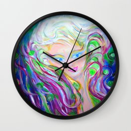New Vision Wall Clock