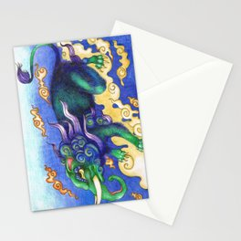 The Baku Stationery Cards