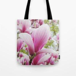 magnolia joy Tote Bag