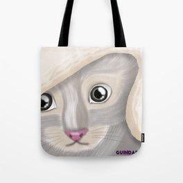 lindo gatito Tote Bag