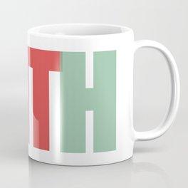 Faith (Color) Coffee Mug