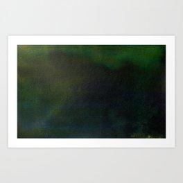 States of summer night warmth: 79°F Art Print