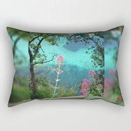 Fiori a Portofino Rectangular Pillow