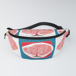 CORAL CORAL Fanny Pack