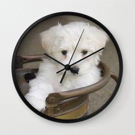 Riley 2 Wall Clock