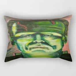 Frankenstien Rectangular Pillow