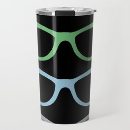 Sunglasses at Night Travel Mug