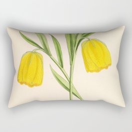 Fritillaria Moggridge Rectangular Pillow