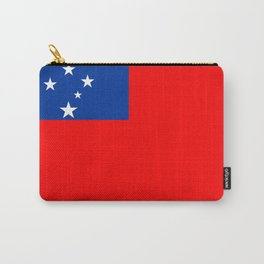 Samoa country flag Carry-All Pouch