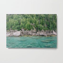 Islands of Tobermory Metal Print