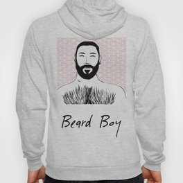 Beard Boy: Emilio Hoody