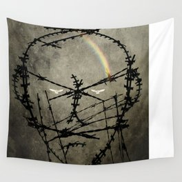 Prisoner of conscience. Wall Tapestry