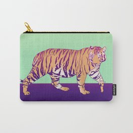Tiger Under the Sun Carry-All Pouch
