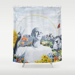 Gary Yourofsky Shower Curtain