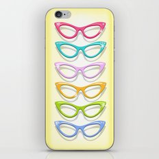 Make A Spectacle Of Yourself iPhone & iPod Skin