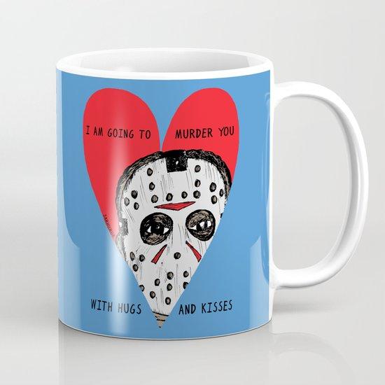 Murder Love Mug