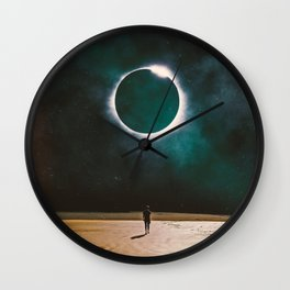 Returning To The Eclipse Wall Clock