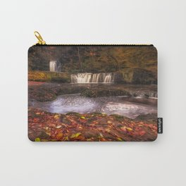 Sgwd Ddwli Isaf waterfalls South Wales Carry-All Pouch