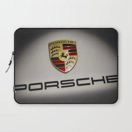 Sport Car Emblem Laptop Sleeve