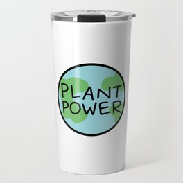 Plant Power Travel Mug