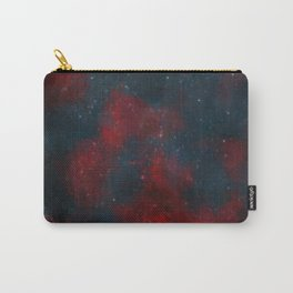 Space and Blood Carry-All Pouch