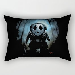 Shyday the 13th Rectangular Pillow