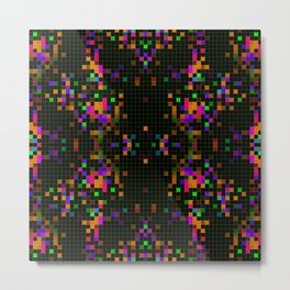 Colorandblack series 660 Metal Print