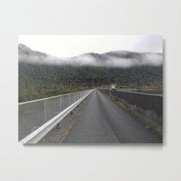 MacIntosh Dam Metal Print
