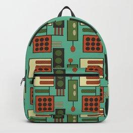 Retro Geodesic Backpack