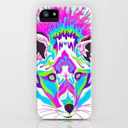 It's Never Lupis iPhone Case