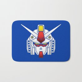 Mobile Suit in Disguise Bath Mat