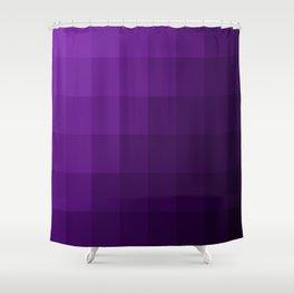 Amethyst Skies Shower Curtain