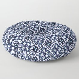 Modern Checked Pattern Floor Pillow