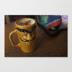 Grumps Canvas Print