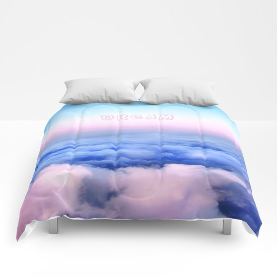 Dream Clouds Comforters