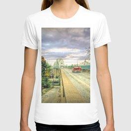 The Forgotten Bridge of a Lost Childhood T-shirt