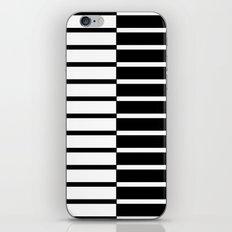 Zebra Plays Piano iPhone & iPod Skin